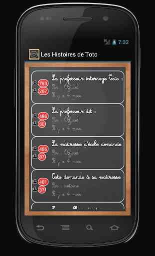 Les Histoires de Toto 2