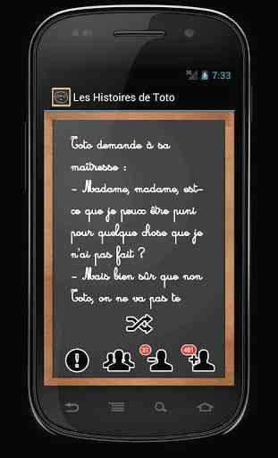 Les Histoires de Toto 3