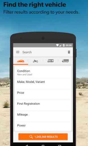 mobile.de – vehicle market 2