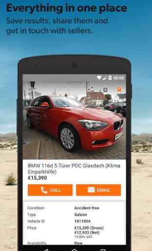 mobile.de – vehicle market 4