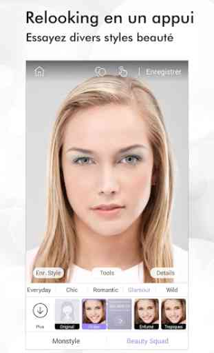 Perfect365:Meilleur maquillage 1