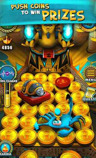 Pharaoh Gold Coin Party Dozer 1