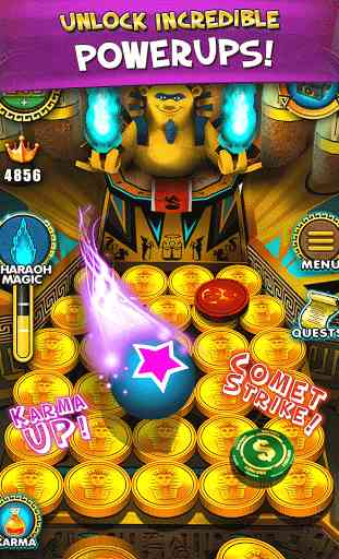 Pharaoh Gold Coin Party Dozer 3