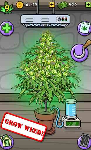 Pot Farm: Grass Roots! 1