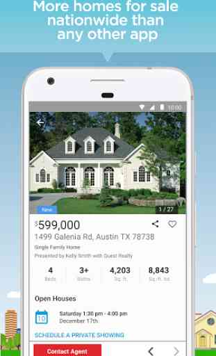 Realtor.com Real Estate, Homes 1