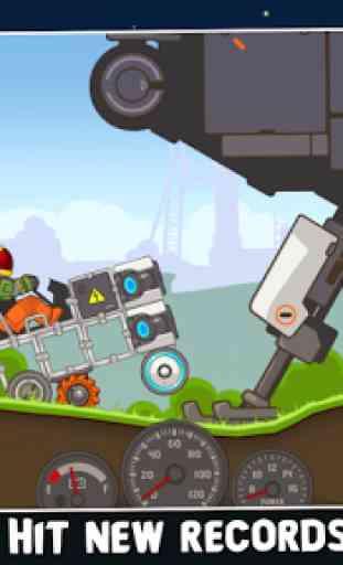 Rovercraft Construis ton rover 4