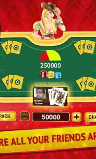 Teen Patti - Indian Poker 4