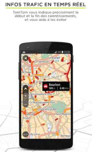 TomTom GO Mobile - GPS Trafic 2