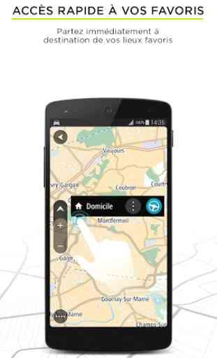 TomTom GO Mobile - GPS Trafic 3