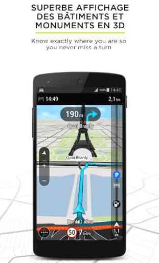TomTom GO Mobile - GPS Trafic 4