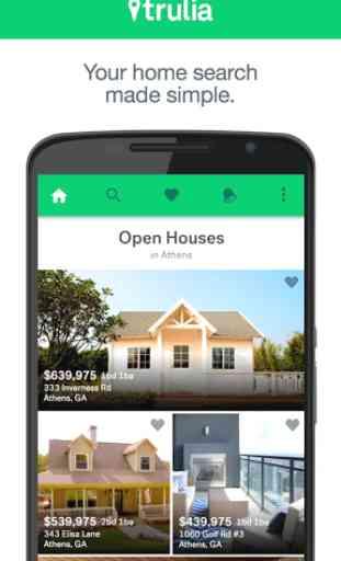Trulia Real Estate & Rentals 1