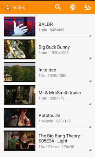 VLC for Android beta 1