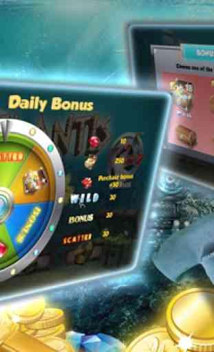 Atlantis Slots™ 3