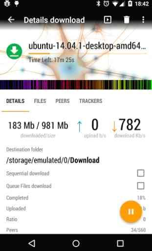 aTorrent - Torrent Downloader 2