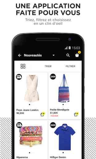 Brandalley: mode, vente privée 3
