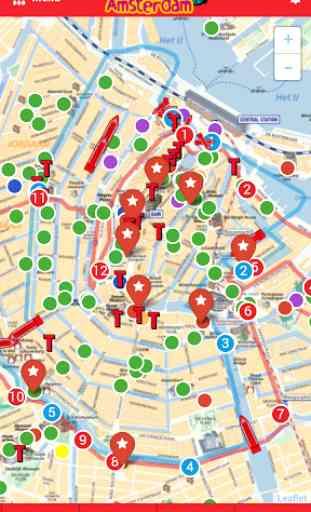 City Sightseeing Amsterdam App 1