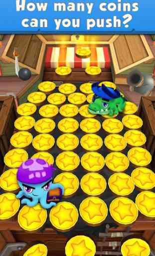Coin Dozer: Pirates 1