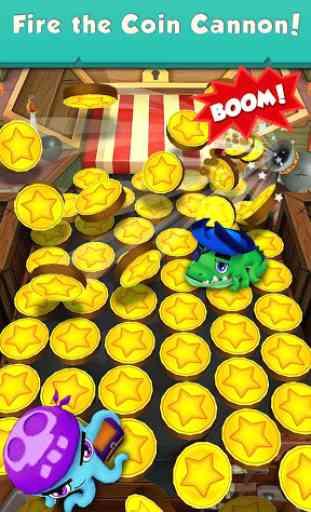 Coin Dozer: Pirates 2