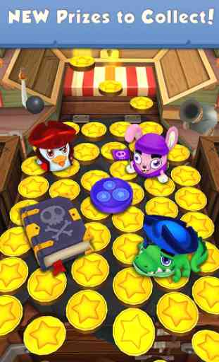 Coin Dozer: Pirates 3
