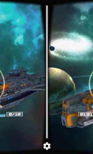 Deep Space Battle VR 1