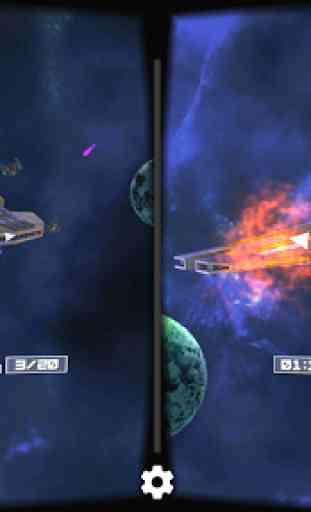 Deep Space Battle VR 2