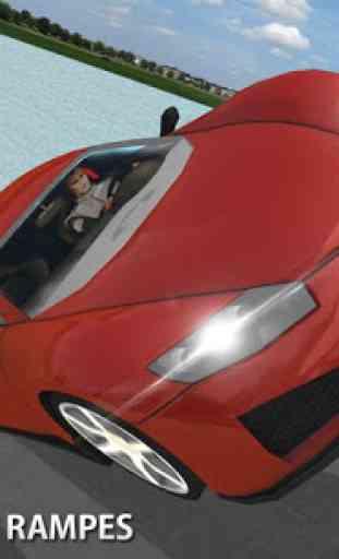 GT Voiture Drift Courses Drive 1