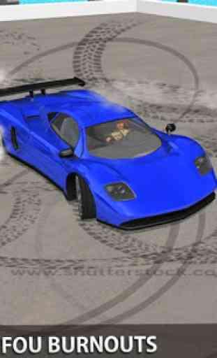 GT Voiture Drift Courses Drive 3