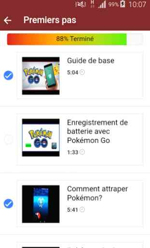 Guide Pokémon Go 2