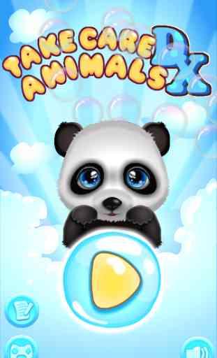 My Virtual Pet Game 1