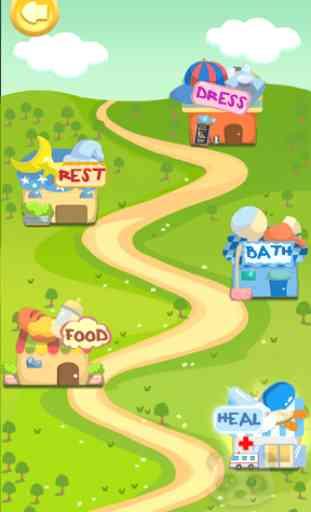 My Virtual Pet Game 2