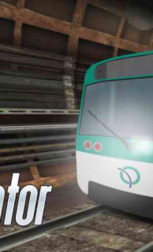 Paris Subway Simulator 3D 1