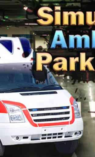 parking mania ambulance 1