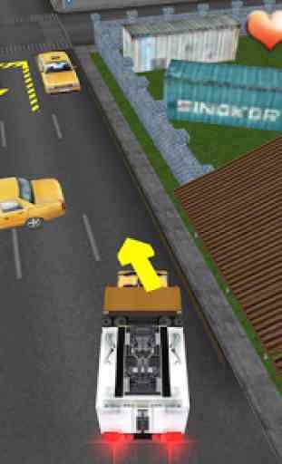 parking mania ambulance 3