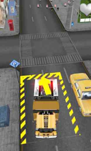 parking mania ambulance 4