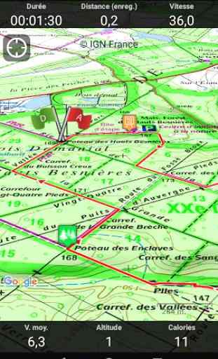 SityTrail France GPS randonnée 3