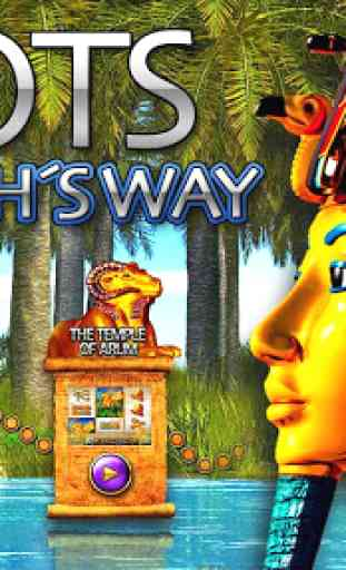 Slots - Pharaoh's Way 1
