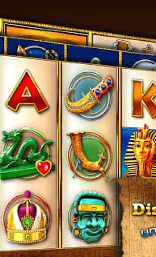Slots - Pharaoh's Way 3