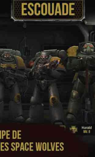 Warhammer 40,000: Space Wolf 4