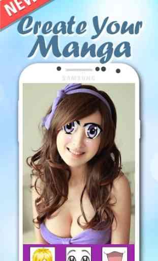 Anime Face Changer 3