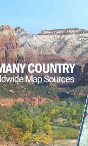 BackCountry navigateur GPS PRO 2