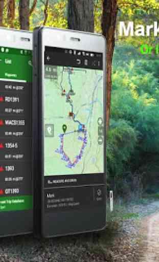 BackCountry navigateur GPS PRO 4