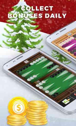 Backgammon - Gratuit En Ligne 1