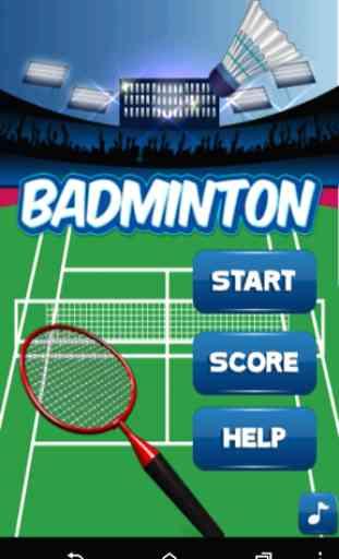 Champion de badminton 1