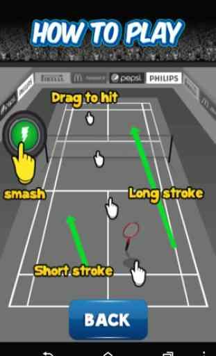 Champion de badminton 2