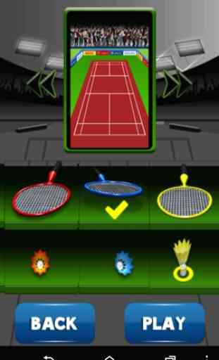 Champion de badminton 3