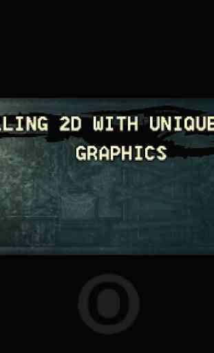 DISTRAINT: Pocket Pixel Horror 2