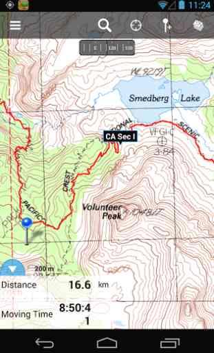 Gaia GPS (Topographiques) 1