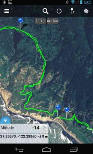Gaia GPS (Topographiques) 3