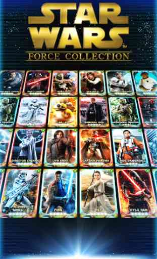 STAR WARS™: FORCE COLLECTION 1