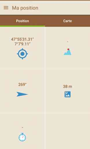Visorando GPS randonnée 4